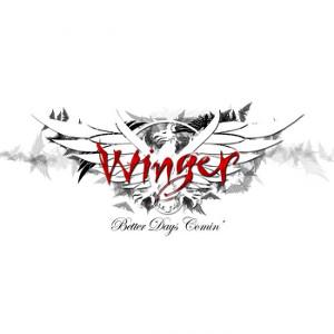 WingerBetterDaysComin